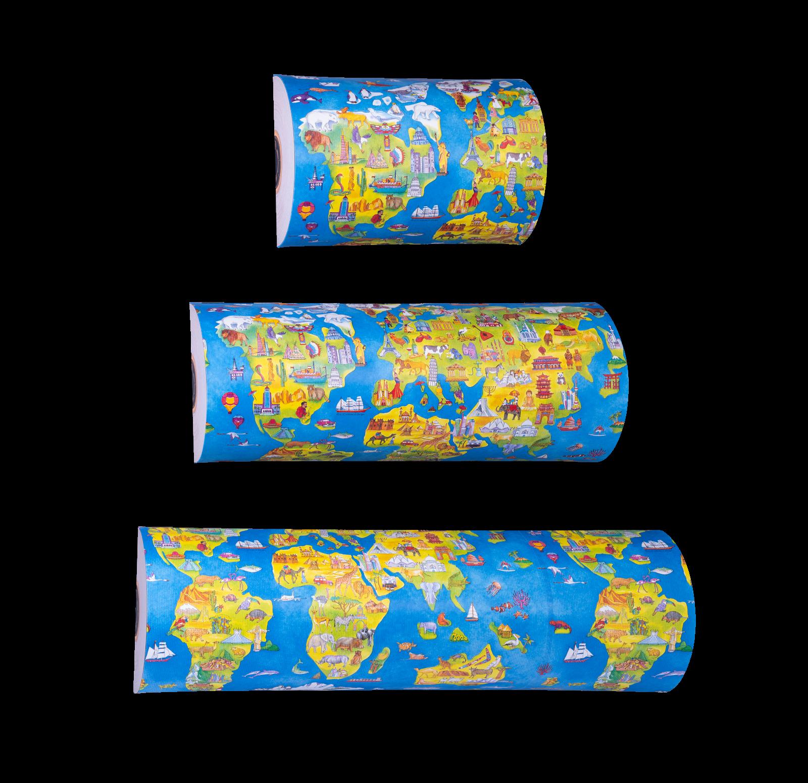 Geschenkpapier Rolle (30cm)