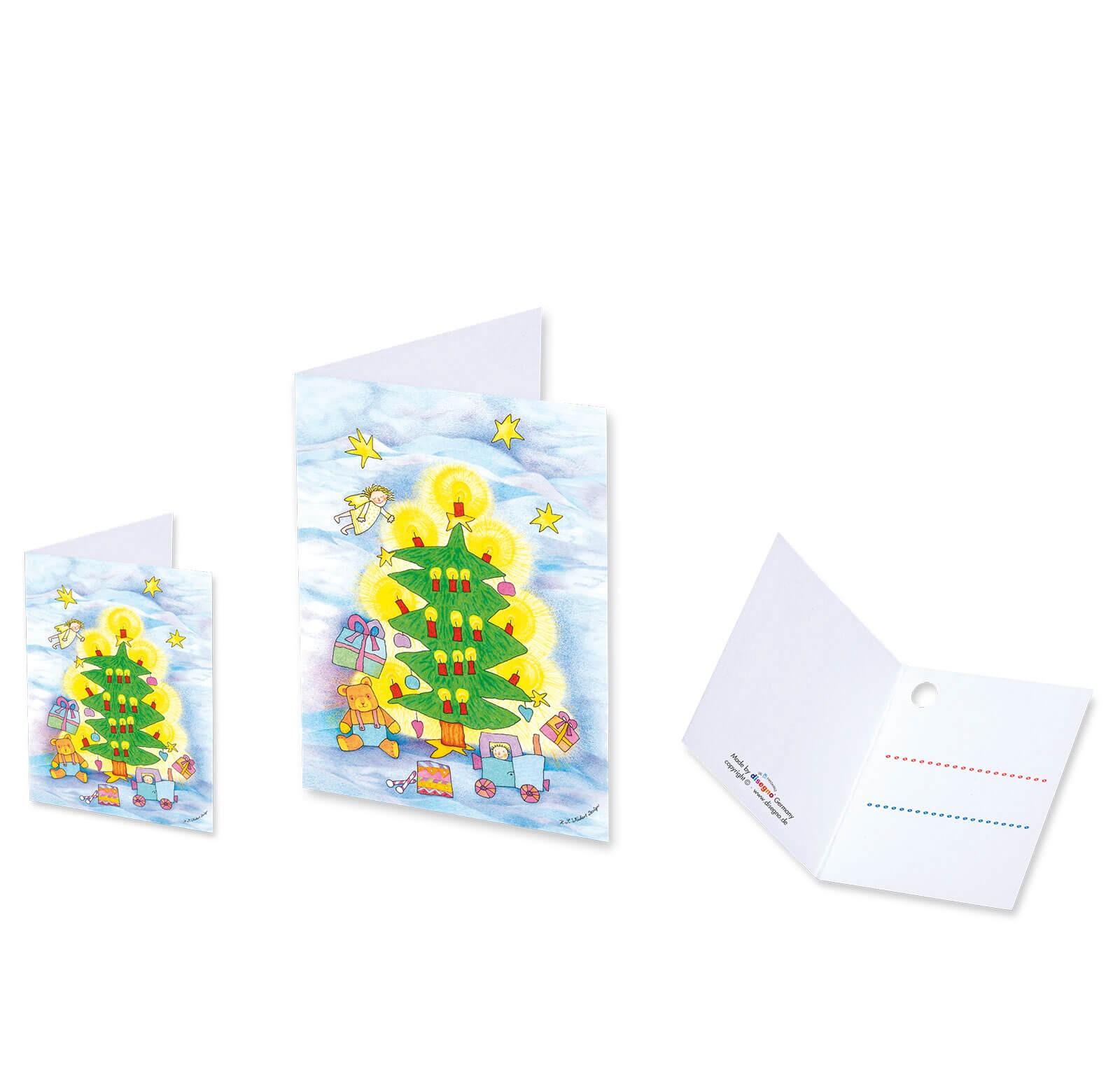 Geschenk-Anhänger Klein (S)
