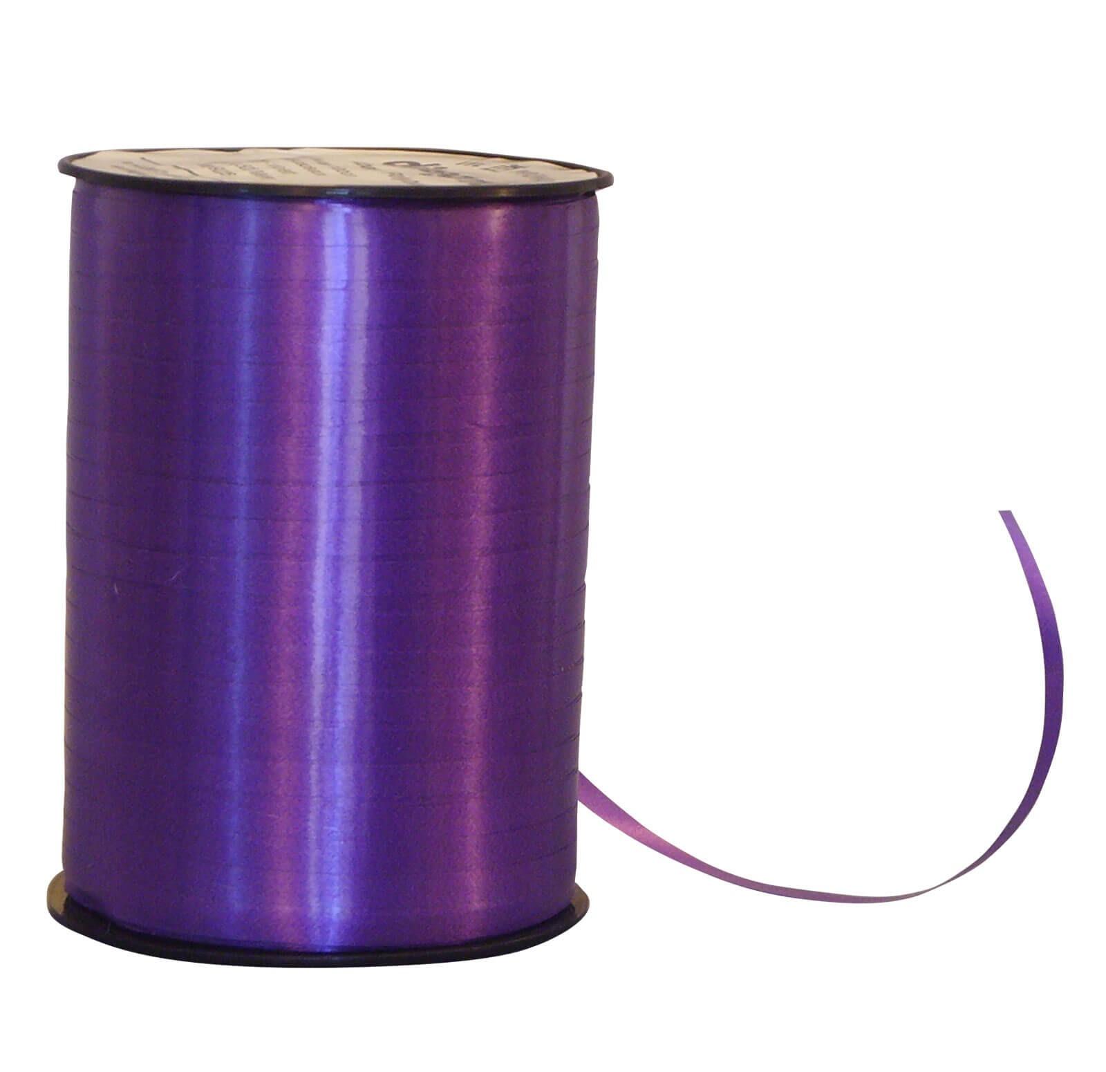 Geschenkband Poly violett
