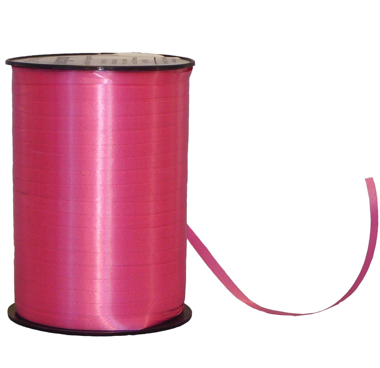 Geschenkband Poly pink