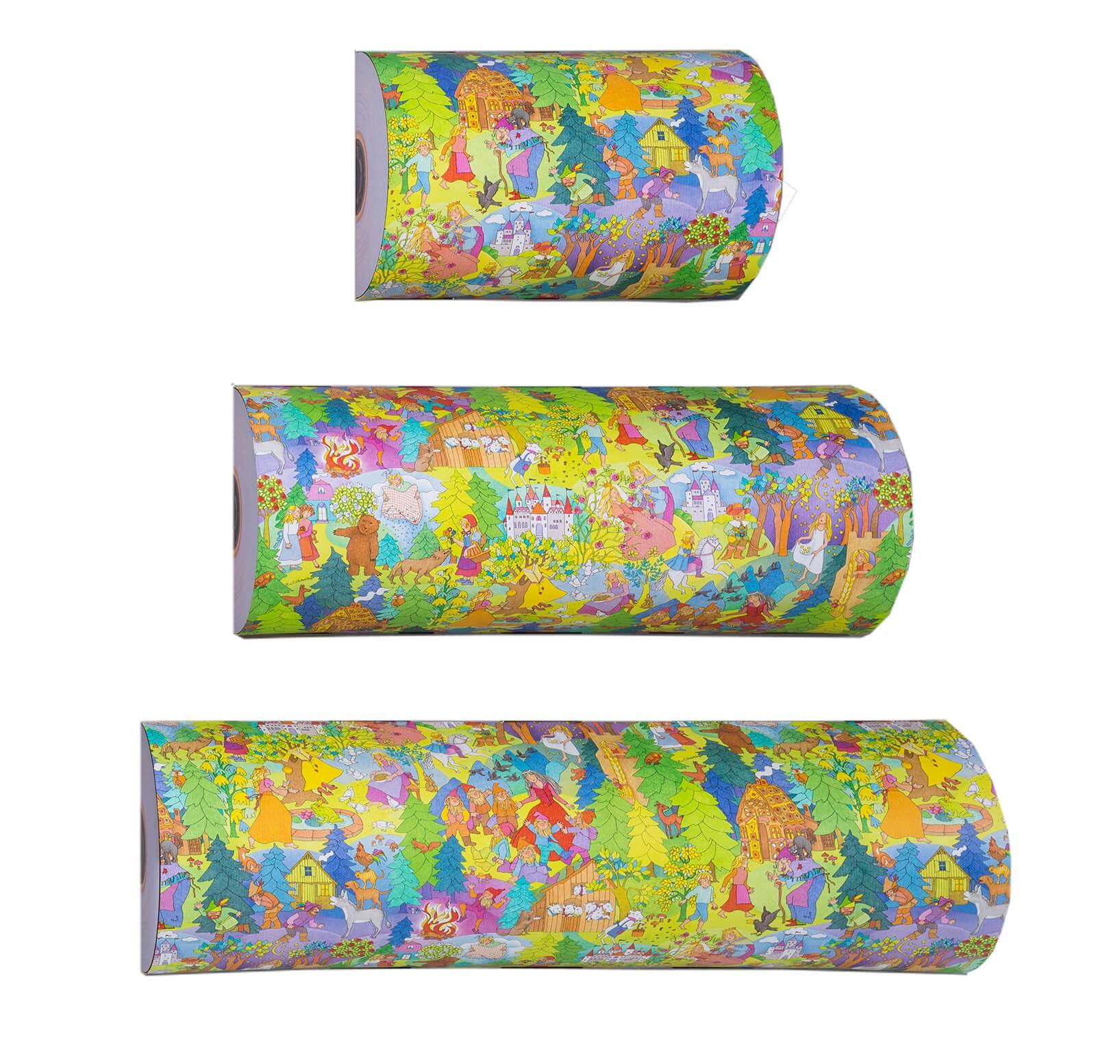 Geschenkpapier Rolle (100cm)