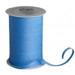 Geschenkband Baumwolle - hellblau