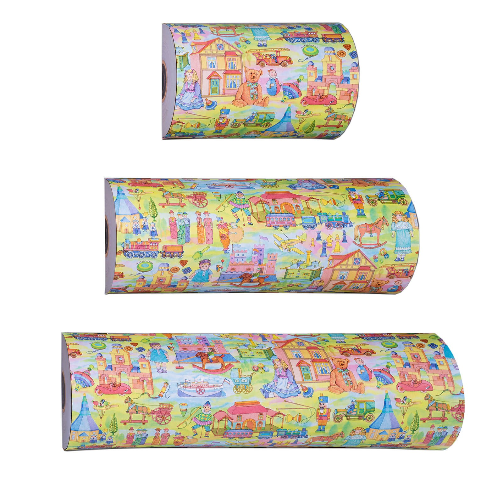 Gift wrap counter roll (30cm)