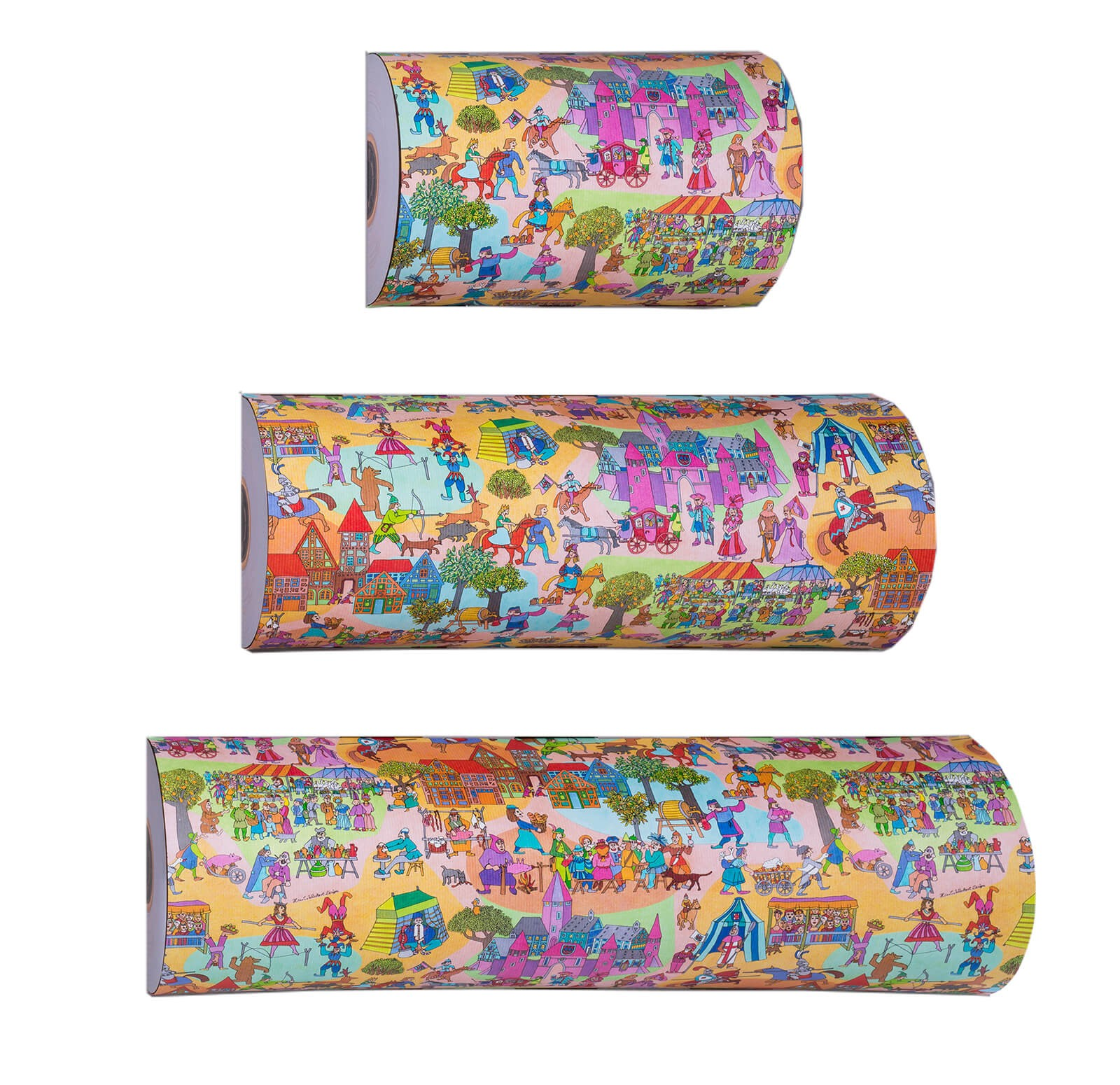 Gift wrap counter roll (50cm)