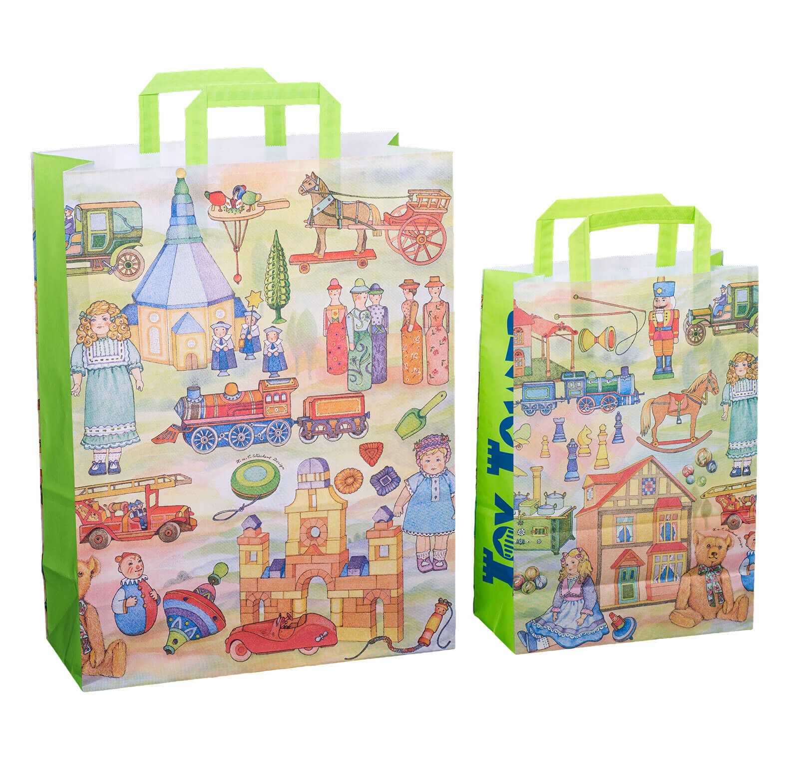Paper shopping bag Large (L)