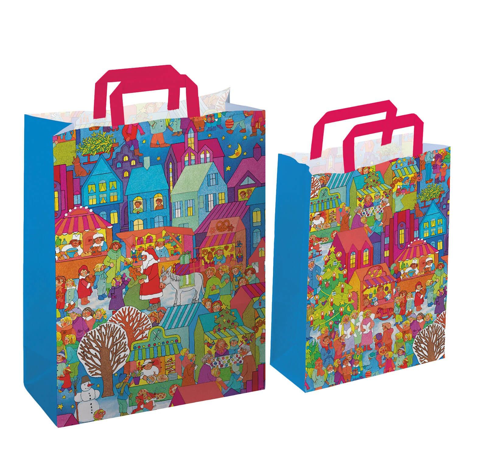 Paper shopping bag Large (L)