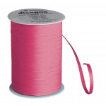 Gift ribbon cotton - pink
