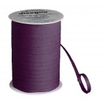 Gift ribbon cotton - wine red