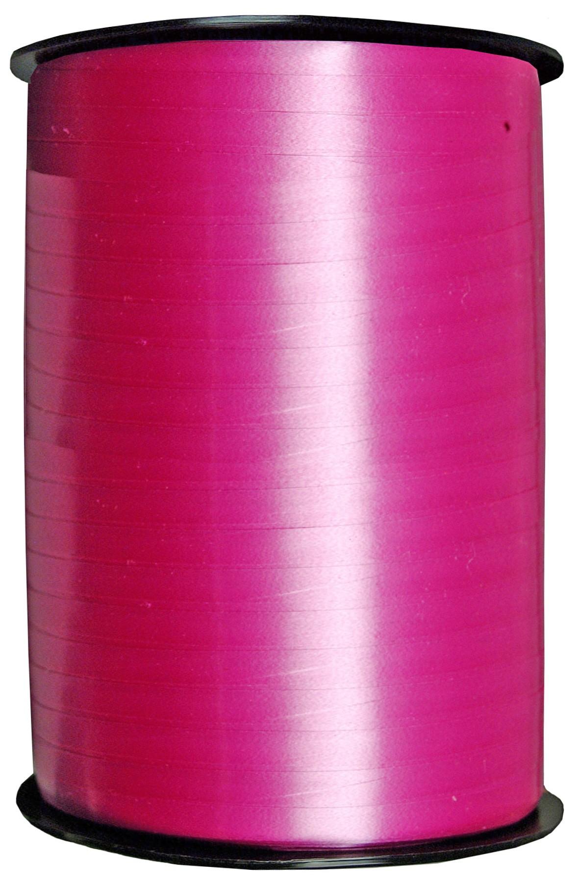 Ruban cadeau poly - pink