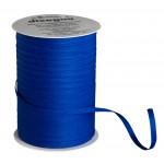 Ruban cadeau coton - bleu