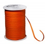 Ruban cadeau coton - orange