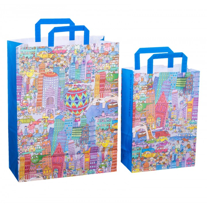 Shopper di carta