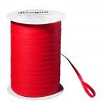 Nastro regalo cotone - rosso