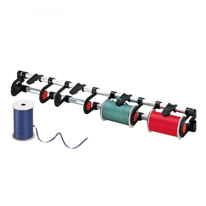 4-bobinas desenrollador para cintas regalo